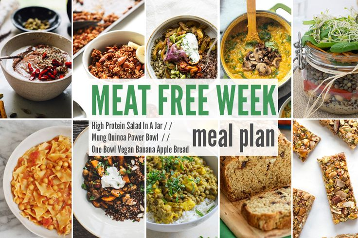 1000+ images about Meat Free Meal Plan by The Flexitarian on Pinterest ...
