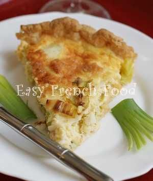 Crab Quiche Recipe - Easy Seafood Quiche