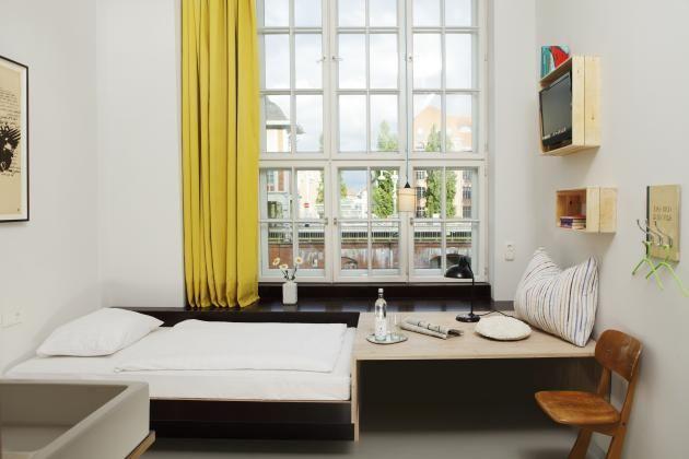 Michelberger Hôtel à Berlin