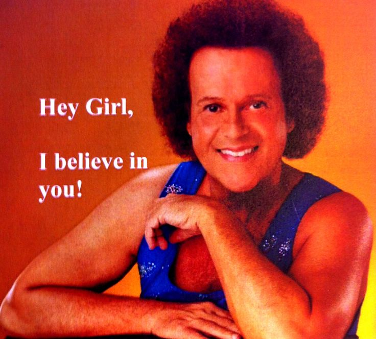 Richard Simmons Quotes. QuotesGram