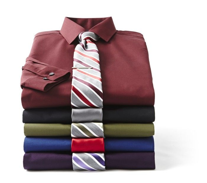 Image Result For Dress Shirts With Ties
