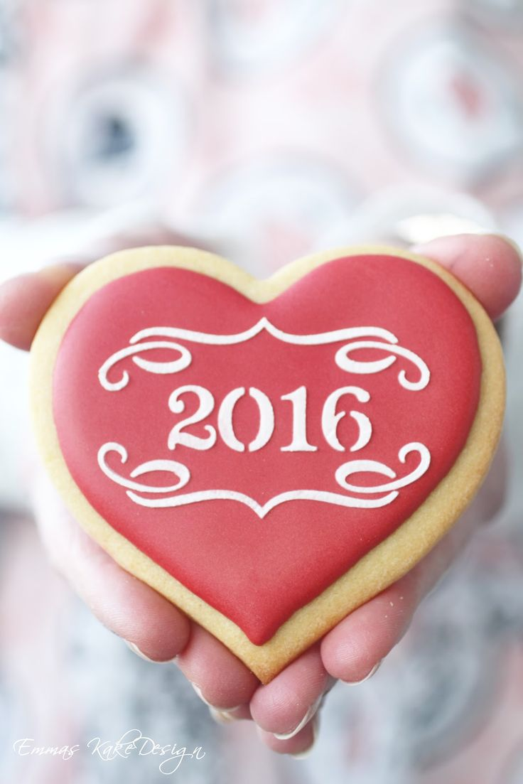 Emmas KakeDesign: -2016 - The year I shall master the art of amazing Sugar Cookies! www.emmaskakedesign.blogspot.com