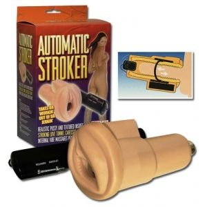 Masturbator Automatic Stroker