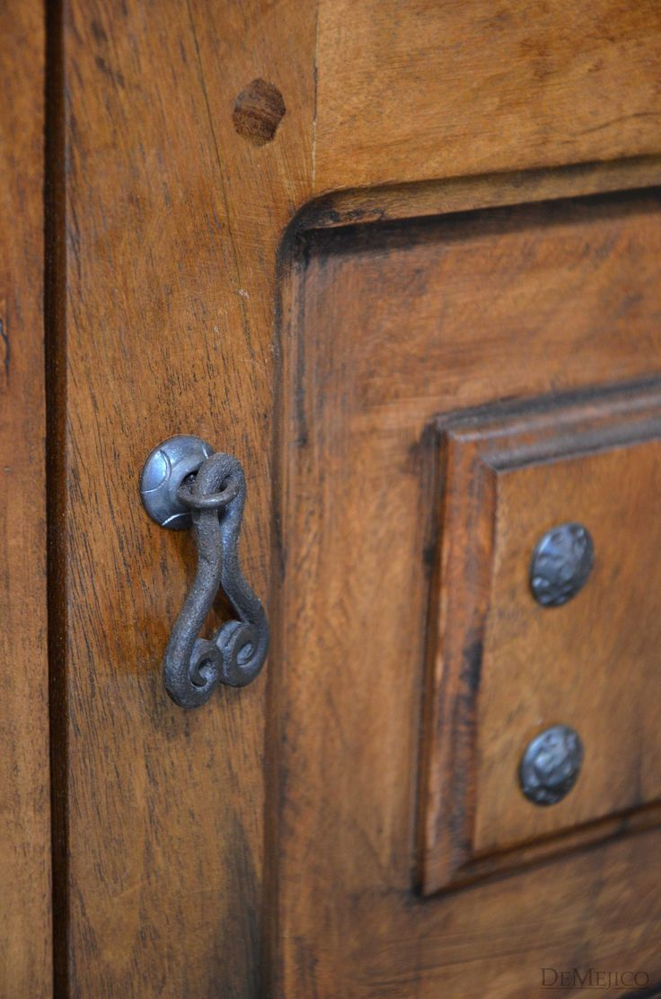 Old World Hardware Can Customize Any Furniture Piece, With Our Rustic  Furniture Hardware.