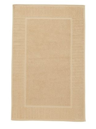 51% OFF Chortex Oxford Bath Mat, Linen, 22