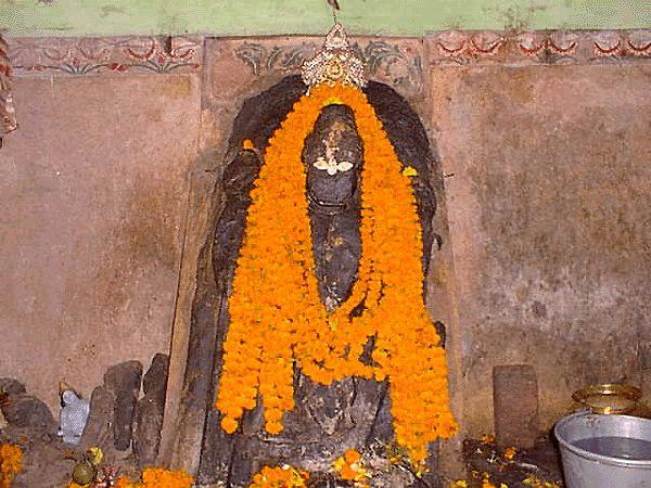 Narasimha palli -  The self manifested deity dating back to Satya yuga and is still worshiped today.