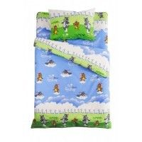 Lenjerii de pat copii Tom & Jerry o persoana