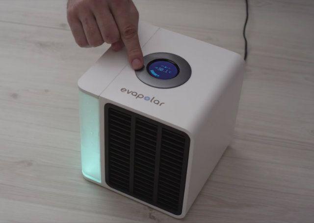 Ar Condicionado portátil de mesa! Inovação!