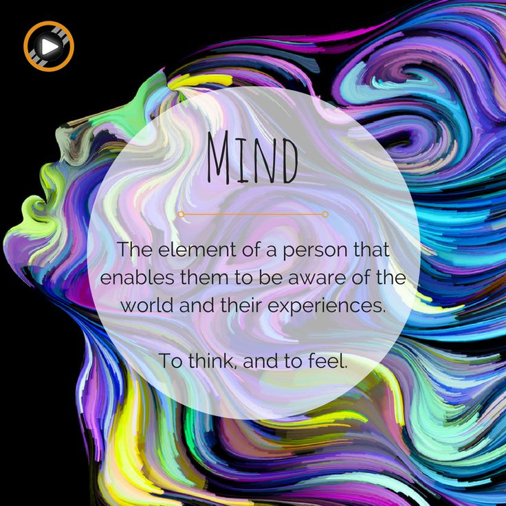 Time to establish a clear picture of what the mind is! #mindset #definition #mind #consciousness