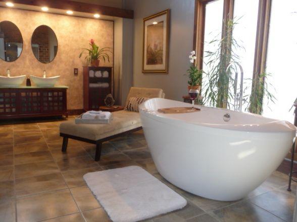 Asian Inspired Spa Bath! Part 95