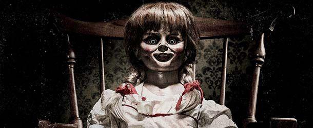 La Película de Annabelle ¿Podrás dormir? - http://www.bienalcartel.org.mx/la-pelicula-de-annabelle-podras-dormir/