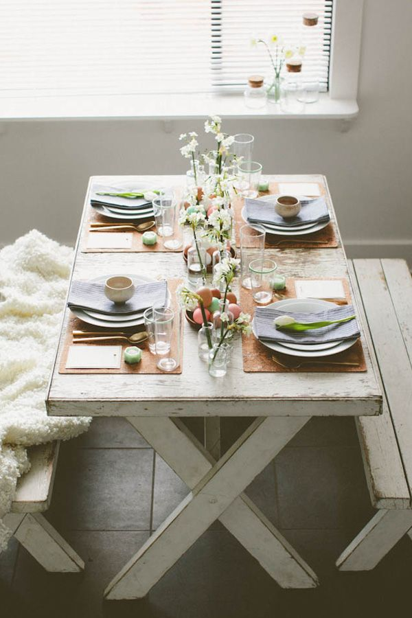 Fortunate Feast. Spring Tabletop. SCOUT blog.