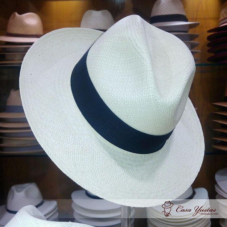 Nueva Colección de Primavera/Verano en Casa Yustas! SAVANNA Sombrero Panamá (Flexible. Se puede enrollar)