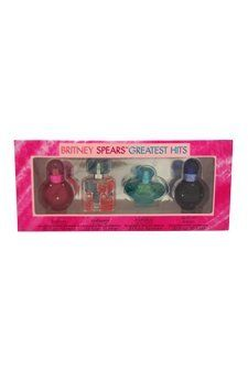 Britney Spears Greatest Hits 4 Piece Mini Gift Set