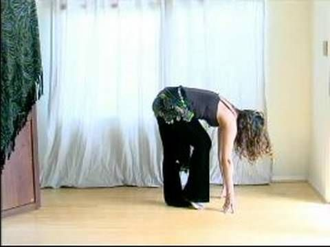 how to belly dance step by step