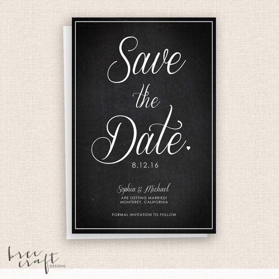 CURSIVE & CLASSIC  DIY Printable Wedding  Save by breecraftdesigns, $25.00