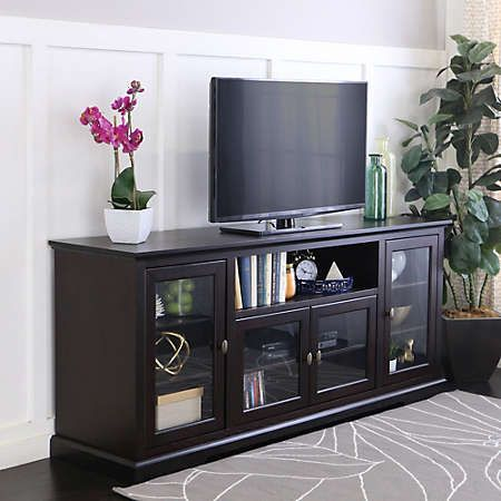 "Willow 70"" Espresso TV Stand"