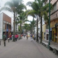 Foto: Carrera 23 frente al Club Manizales - Manizales Caldas, Colombia