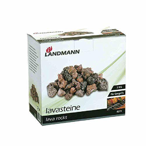 Landmann 0273 3Kg Lava Rock Pack …---5.79---