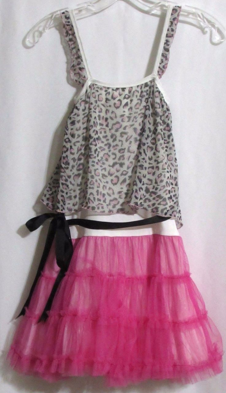 Hot Pink, White & Black Girls & Leopard & Netting Size 8 Dress. Free shipping and guaranteed authenticity on Hot Pink, White & Black Girls & Leopard & Netting Size 8 DressThis is an absolutely gorgeous and fabulously fun ...