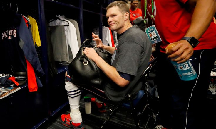 Tom Brady has a game plan to protect his jersey after Super Bowl | Patriots Wire