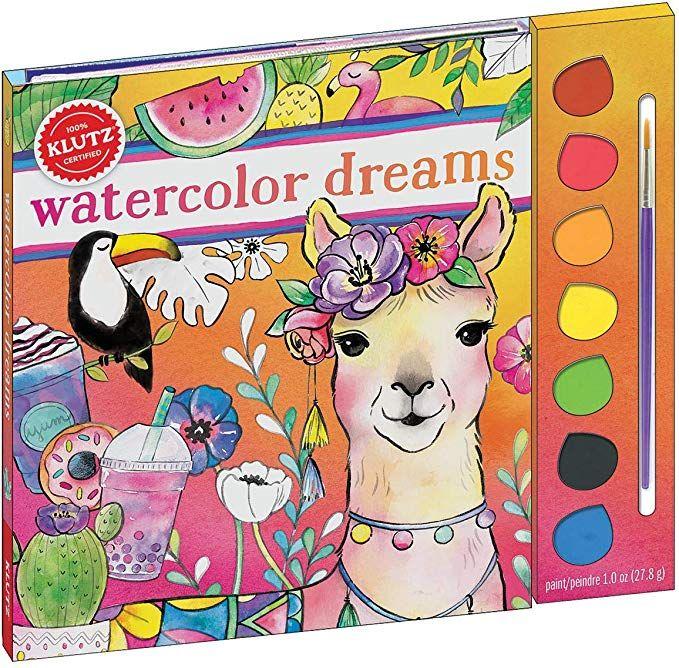 Klutz Watercolor Dreams Editors of Klutz