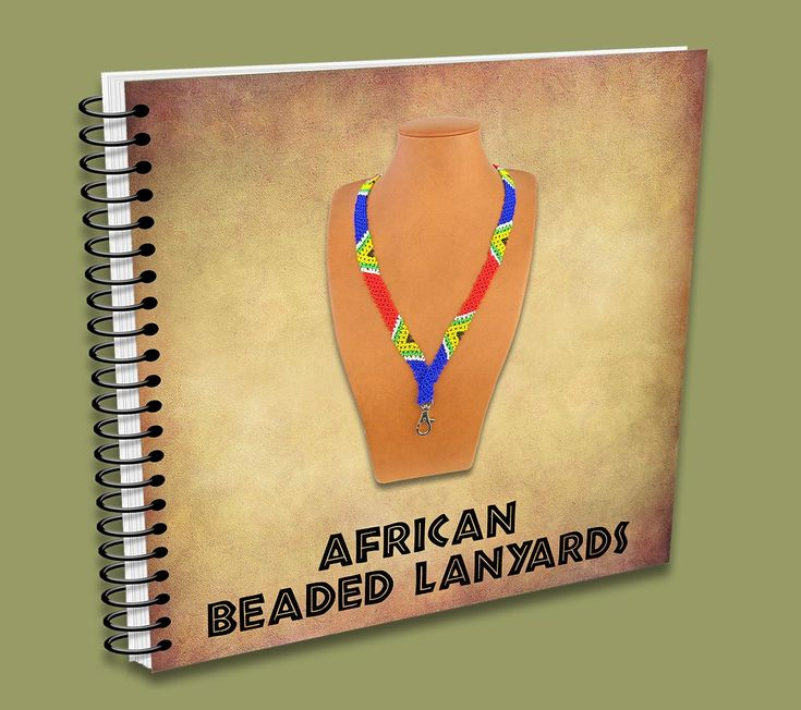 African Beaded Lanyards Catalogue - handmade in South Africa.
