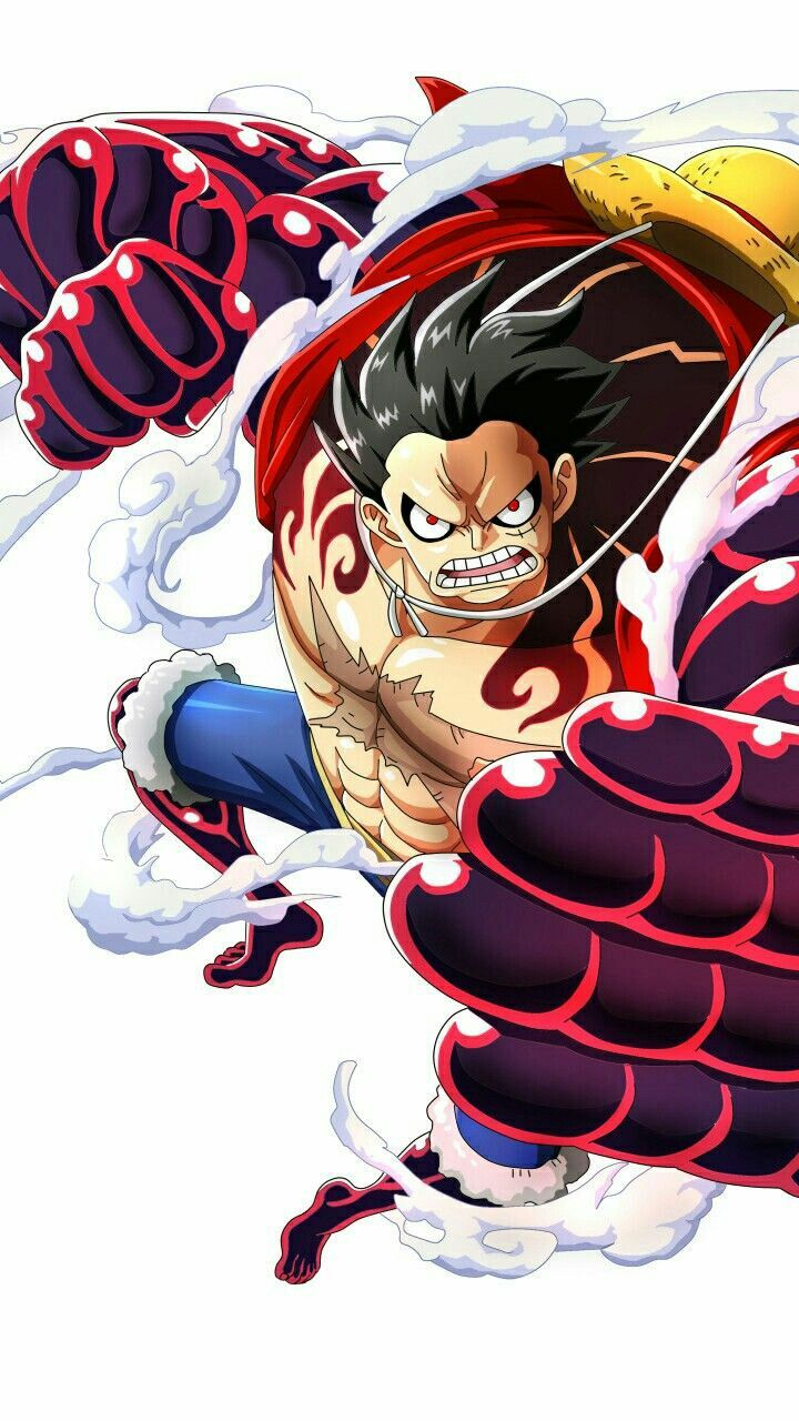 Gear Fourth Bounce Man Luffy Gear Fourth Monkey D Luffy
