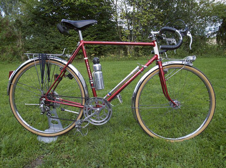 588 Best Bikes Images On Pinterest Touring Bike Touring