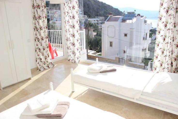 yatak odası.kiralık villa.kiralık yazlık.#kalkan