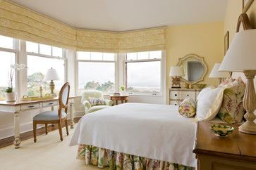 Kiawah Island Residence - Traditional - Bedroom - Charleston - Hughes Design Associates