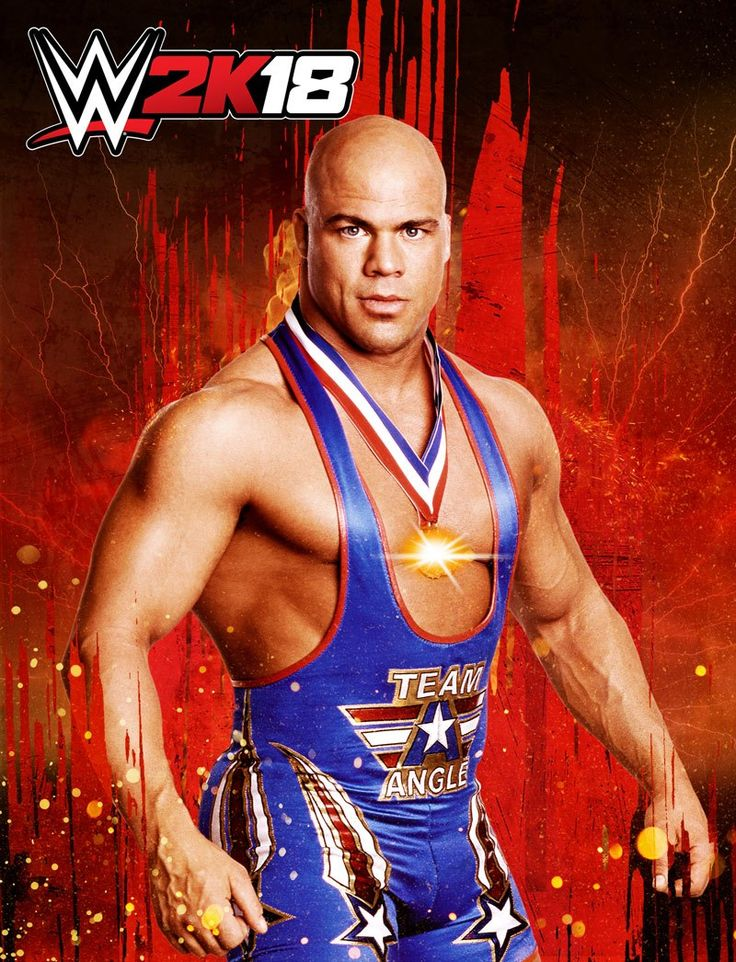Kurt Angle to Be Available as WWE 2K18 Pre-Order Character