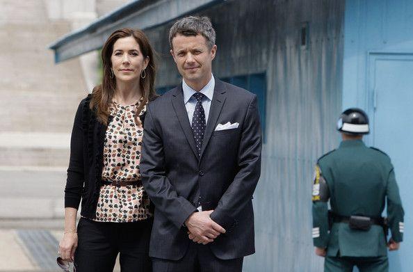 Princess Mary Photos: Crown Prince And Crown Princess Of Denmark Visits South Korea - Day 4