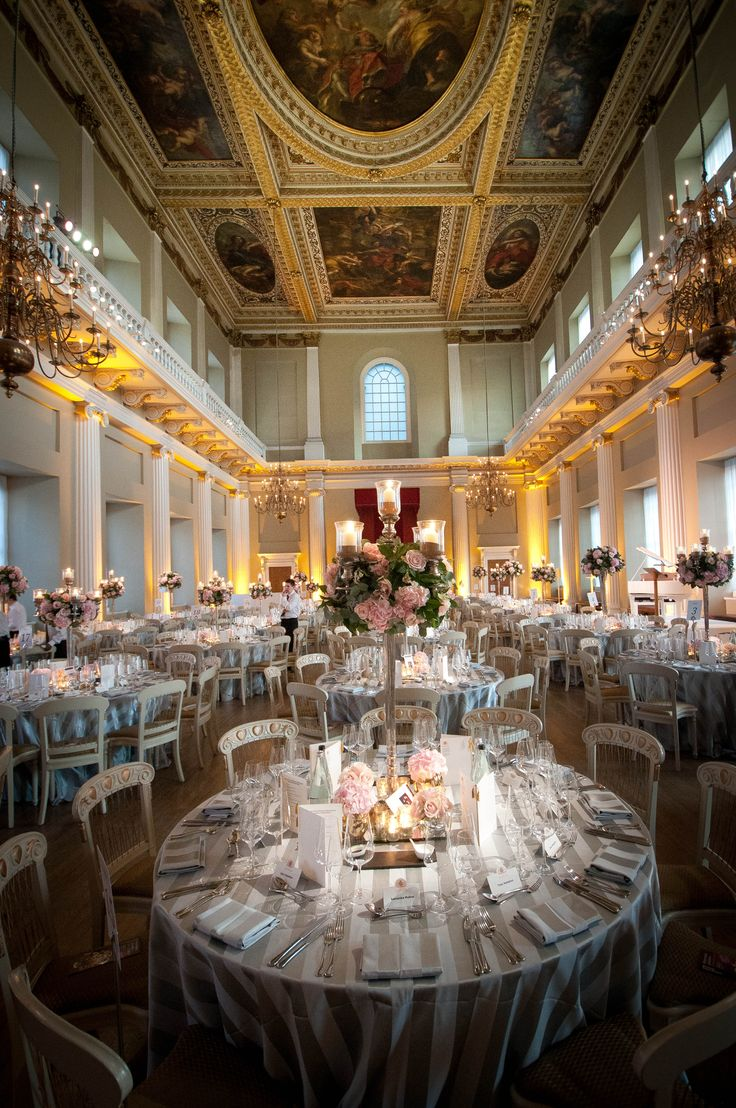 barn wedding venue london%0A The magnificent Main Hall at Banqueting House in London  Wedding  DecorationsBanquetWedding VenuesIn