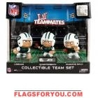 New York Jets Lil' Teammates Collectible Team Set