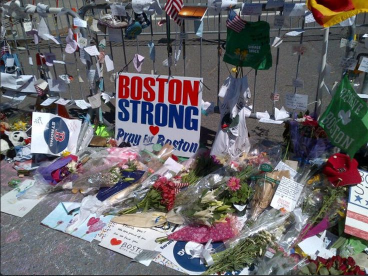I wrote a piece reflecting on the Boston bombings...