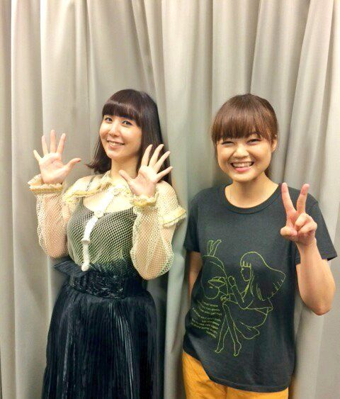 本日は土岐麻子さんBittersweetツアーファイナル@東京 日本橋三井ホールでした。とってもとっても楽しかったツアーが終わって、なんだか学校を卒業するときのような気分!本当にありがとうございました。土岐さんとわたし(弓木)