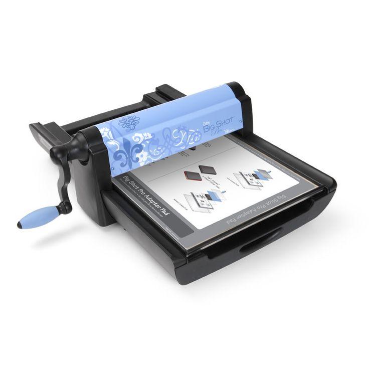 Sizzix.com - Sizzix Big Shot Pro Machine Only (Periwinkle) w/Standard Accessories