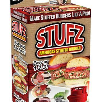 StufZ Burger Press