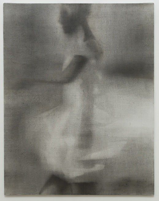 Janis Avotins, Untitled, 2015, oil on canvas, 115 x 90.5 cm © The artist. Courtesy Ibid. London and Los Angeles.