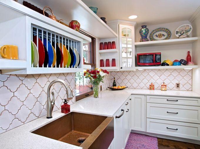 Die besten 25+ Granit fliesenspiegel küche Ideen auf Pinterest - ideen fliesenspiegel k che