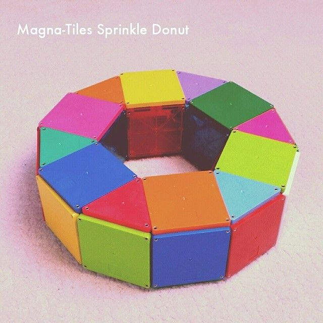 magna tiles design ideas online