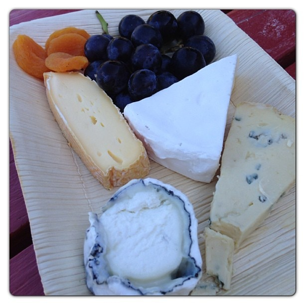 @Melissa Brauer: Oh yeah #cheeseplatter  #BrownBrothers #Milawa