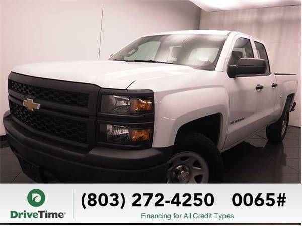 2014 Chevrolet Silverado 1500 truck Work Truck (Summit White) (Chevrolet_ Silverado_ 1500_ truck_)
