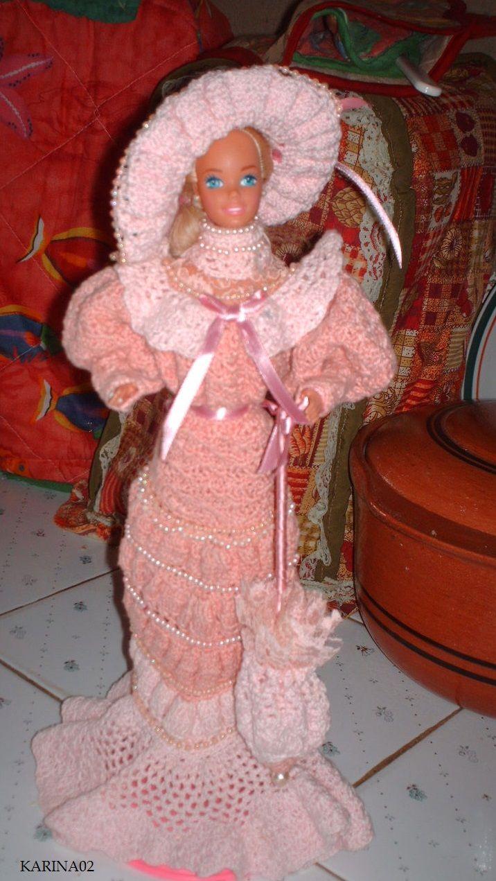 Vestido para Muñeca