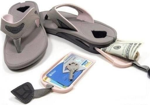 "Reef ""Stash"" Sandal 
