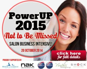 PowerUP 2015 Business Planning Event by Shock Consult - Auckland 20 October 2014. http://salonbusinesscoach.com/event/power-up-2015/