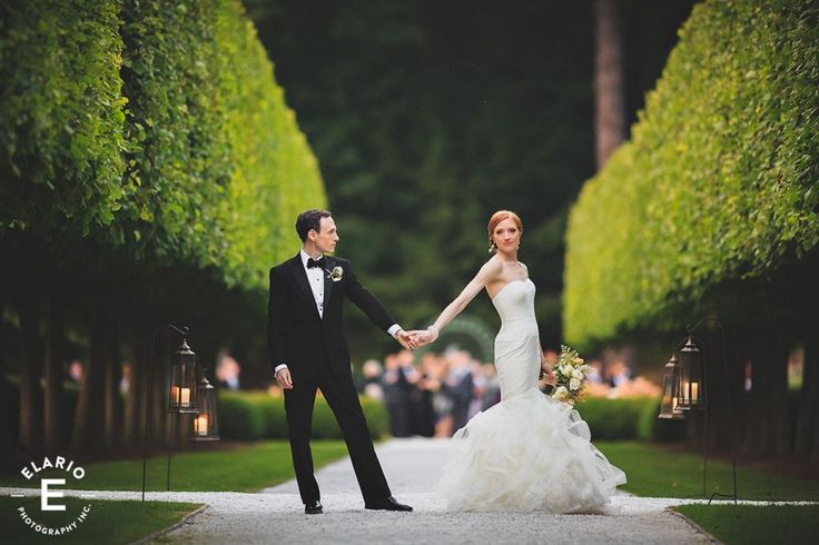 The Mount Lenox Wedding Photos | Amanda & Stephan