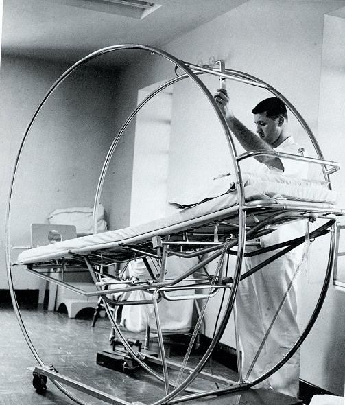 The Electric Circle Bed Though Somewhat Resembling A
