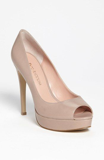 Gorgeous nude pumps!!  Enzo Angiolini 'Atina' Pump (Nordstrom Exclusive) available at #Nordstrom